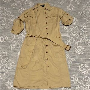 Ralph Lauren cargo dress